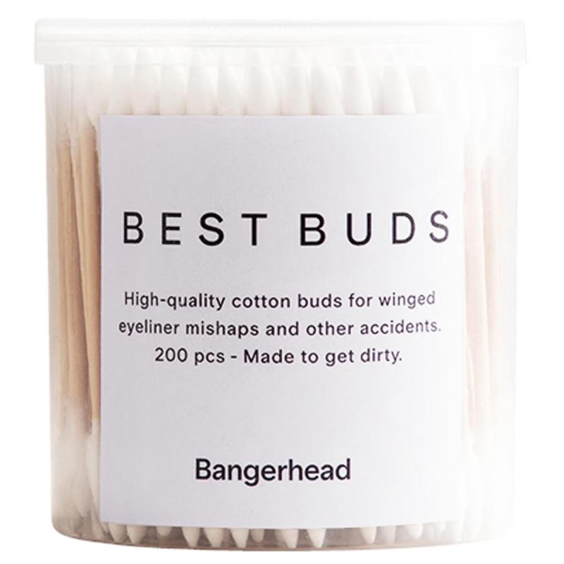Bangerhead Accessories Best Buds Cotton Buds i gruppen Hudvård / Hudvårdsverktyg / Hudvårdstillbehör hos Bangerhead (B039761)