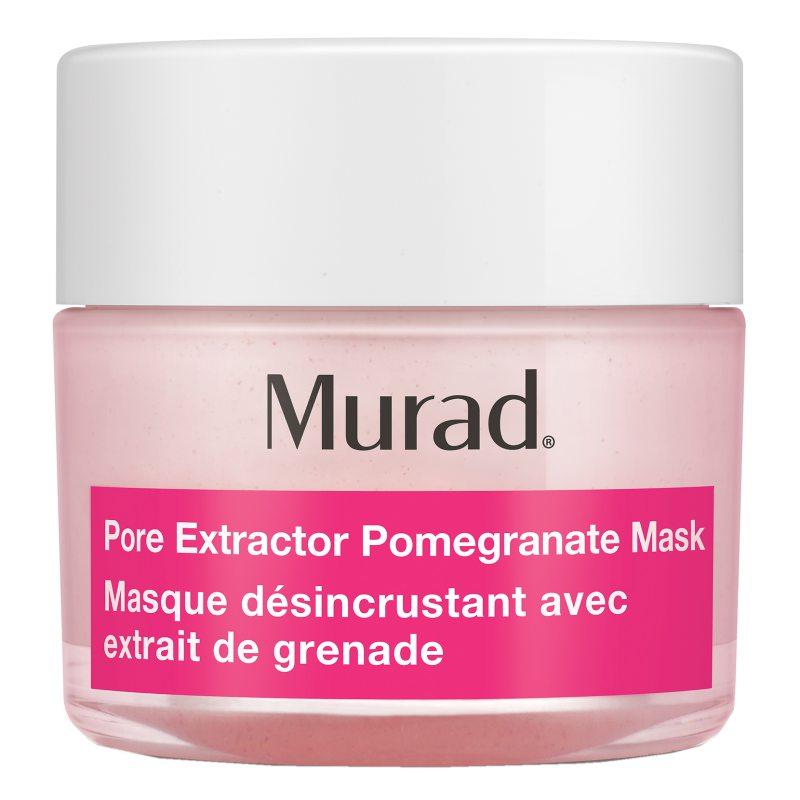 Murad Pore Extractor Pomegranate Mask (50ml) ryhmässä Ihonhoito / Kasvonaamiot / Savinaamiot at Bangerhead.fi (B039764)