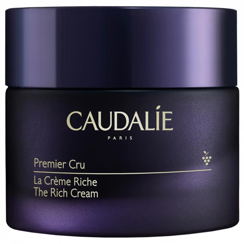 Caudalie Premier Cru The Rich Cream i gruppen Hudpleie / Fuktighetskrem / 24h-krem hos Bangerhead.no (B039768)