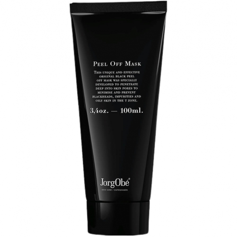 Jorgobé The Original Black Peel Off Mask (100ml) i gruppen Hudvård / Masker & treatments / Ansiktsmask hos Bangerhead (B039770)