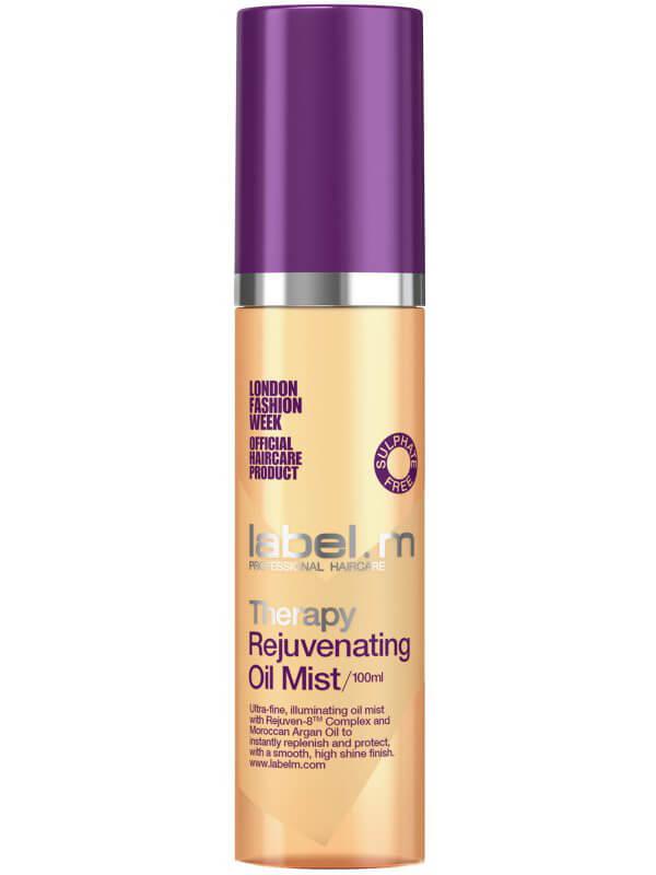 label.m Therapy Rejuvenating Oil Mist (100ml) i gruppen Hårvård / Styling / Hårolja hos Bangerhead (B039888)