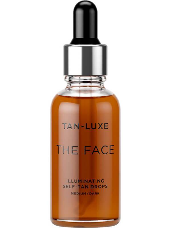 Tan-Luxe The Face i gruppen Hudvård / Sol & tan för ansikte / Brun utan sol för ansikte hos Bangerhead (B039916r)
