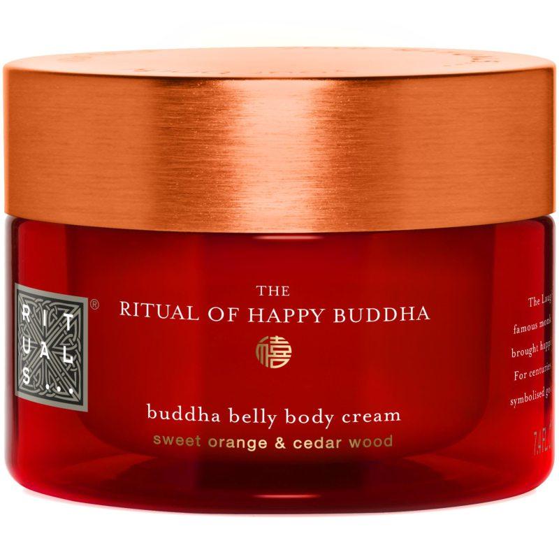 Rituals The Ritual Of Happy Buddha Body Cream (220ml) ryhmässä Vartalonhoito & spa / Vartalon kosteutus / Vartalovoiteet at Bangerhead.fi (B040026)