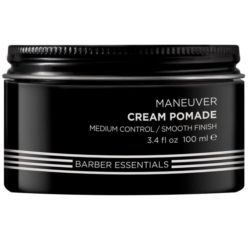 Redken Brews Maneuver Cream Pomade (100ml) i gruppen Hårvård / Styling / Gel hos Bangerhead (B040039)
