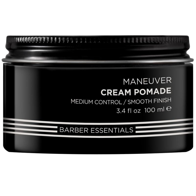 Redken Brews Maneuver Cream Pomade (100ml) i gruppen Hårvård / Styling / Gel hos Bangerhead (B040039)