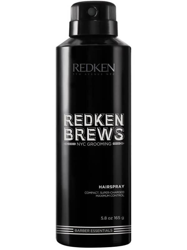 Redken Brews Hairspray (125ml) i gruppen Hårvård / Styling / Hårspray hos Bangerhead (B040044)