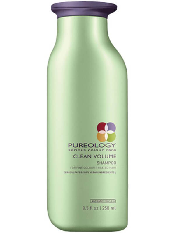 Pureology Clean Volume Shampoo (250ml) i gruppen Hårpleie / Shampoo  / Shampoo hos Bangerhead.no (B040047)