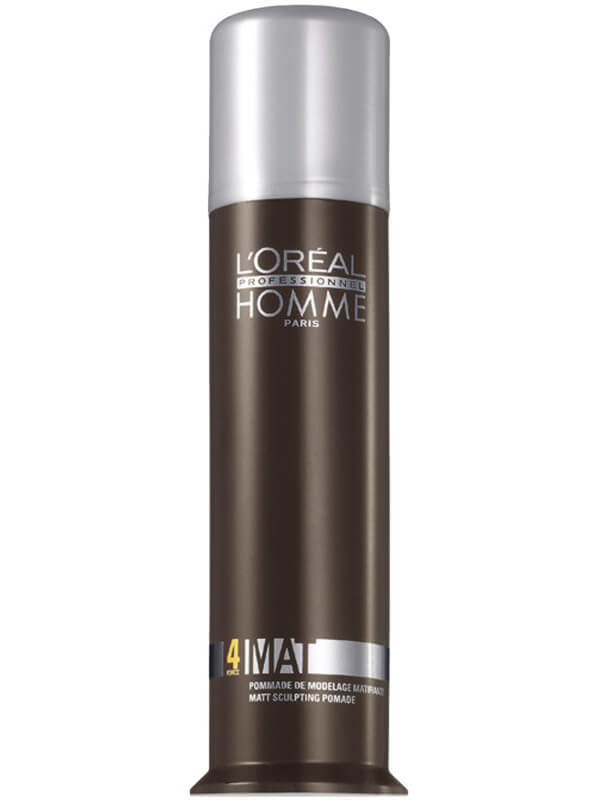 L'Oréal Professionnel Homme Mat (80ml) i gruppen Hårvård / Styling / Hårvax & stylingpaste  hos Bangerhead (B040066)
