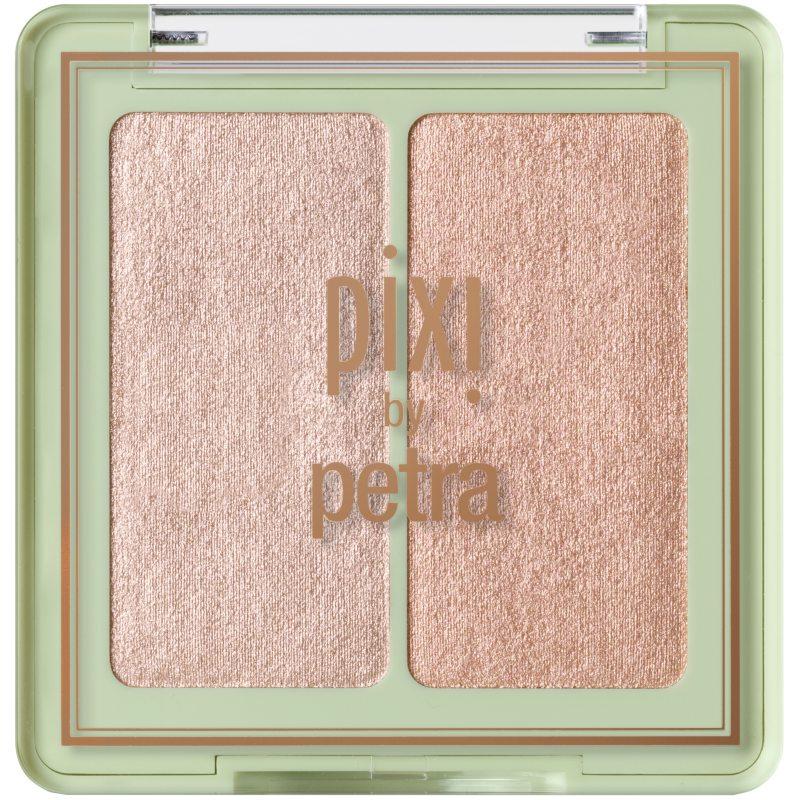 Pixi Glow-Y Gossamer Duo ryhmässä Meikit / Poskipäät / Korostustuotteet at Bangerhead.fi (B040078r)