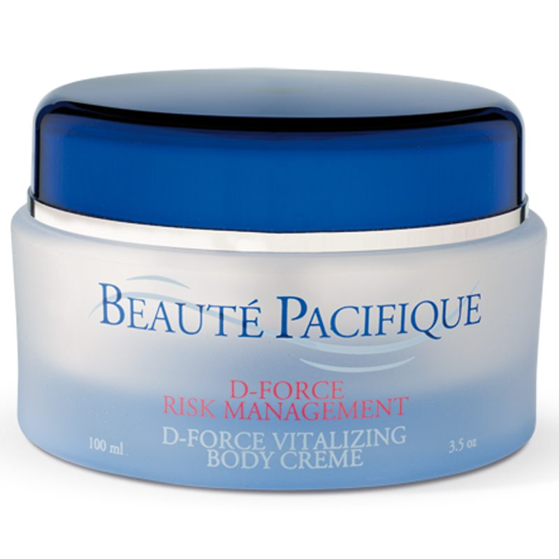 Beauté Pacifique D-Force Moisturizing Body Cream (100ml) i gruppen Kroppsvård & spa / Kroppsåterfuktning / Body lotion hos Bangerhead (B040114)