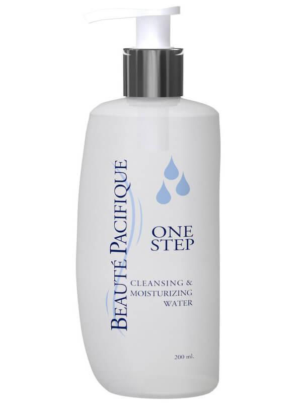 Beauté Pacifique One Step Cleansing & Moisturizing Water (200ml) i gruppen Hudvård / Ansiktsrengöring / Rengöringsgel hos Bangerhead (B040132)