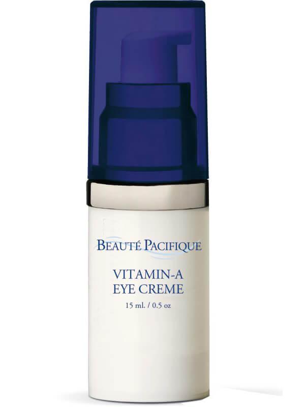 Beauté Pacifique Vitamin A Eye Cream Pump 15Ml ryhmässä Ihonhoito / Kasvojen kosteutus / Silmänympärysvoiteet at Bangerhead.fi (B040150)
