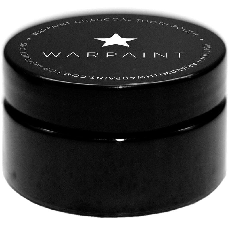 Warpaint Warpaint Natural Teeth Whitener ryhmässä Vartalonhoito & spa / Kauneusapteekki / Suuhygienia at Bangerhead.fi (B040153)