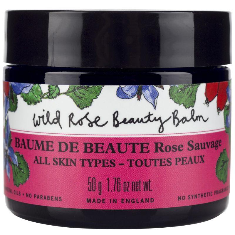 Neal's Yard Remedies Wild Rose Beauty Balm (50ml) ryhmässä Ihonhoito / Kasvojen puhdistus / Puhdistusvoiteet at Bangerhead.fi (B040154)