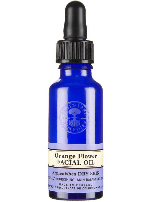 Neal's Yard Remedies Orange Flower Facial Oil (30ml) i gruppen Hudvård / Ansiktsserum & olja / Ansiktsolja  hos Bangerhead (B040156)