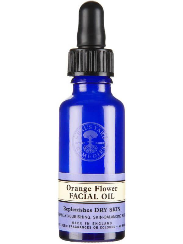 Neal's Yard Remedies Orange Flower Facial Oil (30ml) ryhmässä Ihonhoito / Kasvoseerumit & öljyt / Kasvoöljyt at Bangerhead.fi (B040156)