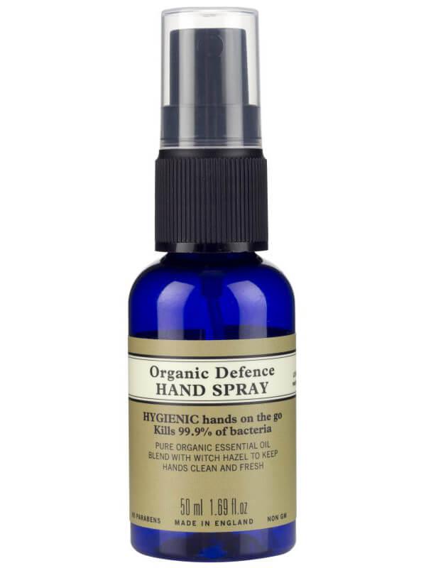 Neals Yard Remedies Organic Defence Hand Spray Antibac (50ml) i gruppen Kroppsvård & spa / Händer & fötter / Handtvål hos Bangerhead (B040169)