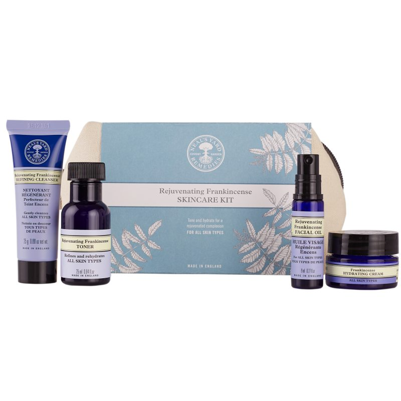 Neals Yard Remedies Rejuvenating Frankincense Skincare Kit i gruppen Hudpleie / Gift set & kits / Start kits hos Bangerhead.no (B040195)