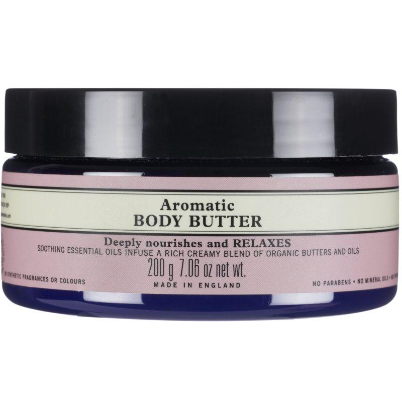 Neal's Yard Remedies Aromatic Body Butter (200g) i gruppen Kroppsvård / Kroppsåterfuktning / Body butter hos Bangerhead (B040213)