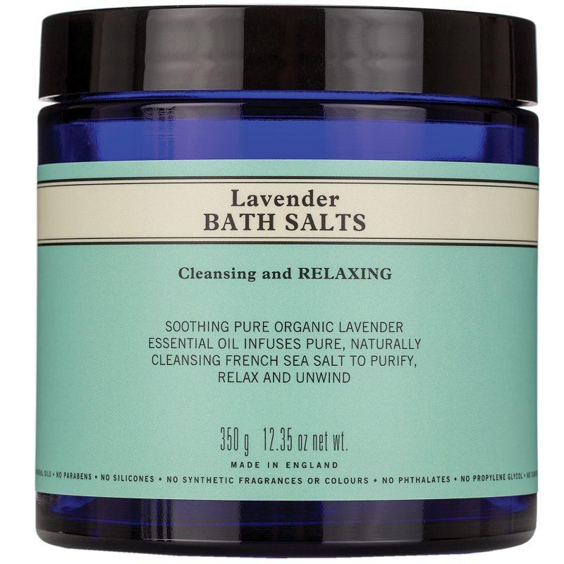 Neal's Yard Remedies Lavender Bath Salts (350g) ryhmässä Vartalonhoito  / Vartalonpuhdistus & -kuorinta / Kylpysuolat at Bangerhead.fi (B040249)
