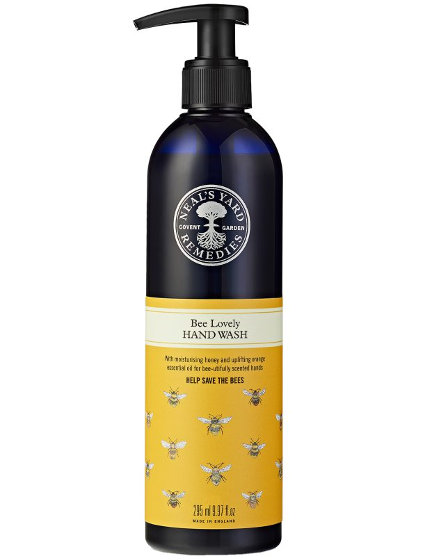 Neals Yard Remedies Bee Lovely Hand Wash (200ml) i gruppen Kroppsvård & spa / Händer & fötter / Handtvål hos Bangerhead (B040294)