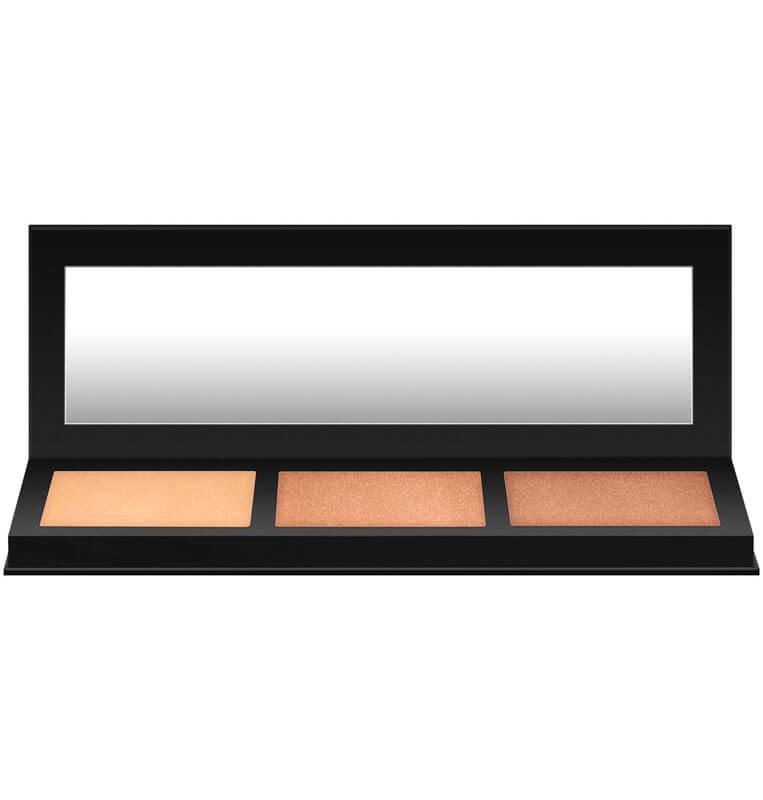 MAC Cosmetics Hyper Real Glow Palette ryhmässä Meikit / Poskipäät / Korostustuotteet at Bangerhead.fi (B040347r)