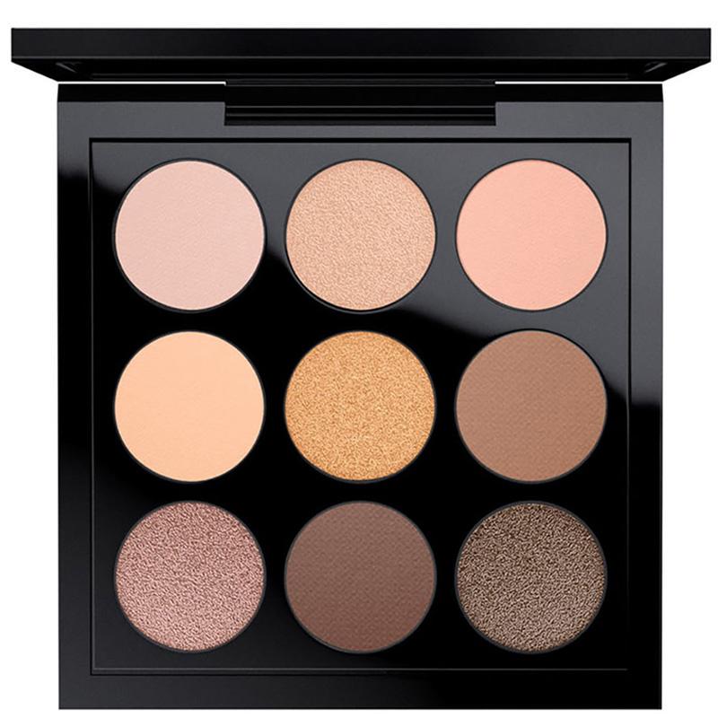 Mac Cosmetics Eye Shadow X9 ryhmässä Meikit / Silmät / Luomiväripaletit at Bangerhead.fi (B040358r)