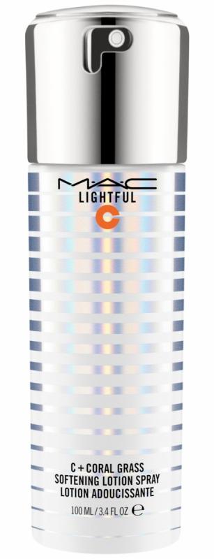 MAC Cosmetics Lightful C + Coral Grass Softening Lotion Spray  i gruppen Smink / Bas / Tinted moisturizer hos Bangerhead (B040404)