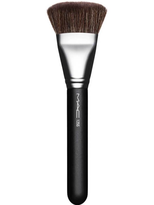 MAC Cosmetics Brushes 125 Split Fibre Dense Face i gruppen Makeup / Makeupbørster / Contouringbørster hos Bangerhead.no (B040405)