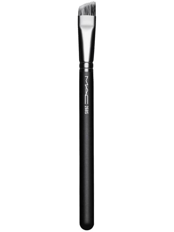 MAC Cosmetics Brushes 268 Duo Fibre Angle i gruppen Makeup / Makeupbørster / Børster for øyenmakeup hos Bangerhead.no (B040421)