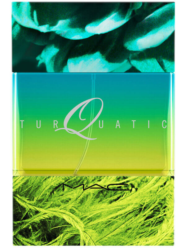 Mac Cosmetics Fragrance Turquatic i gruppen Parfyme / Unisex / Eau de Toilette Unisex hos Bangerhead.no (B040452r)
