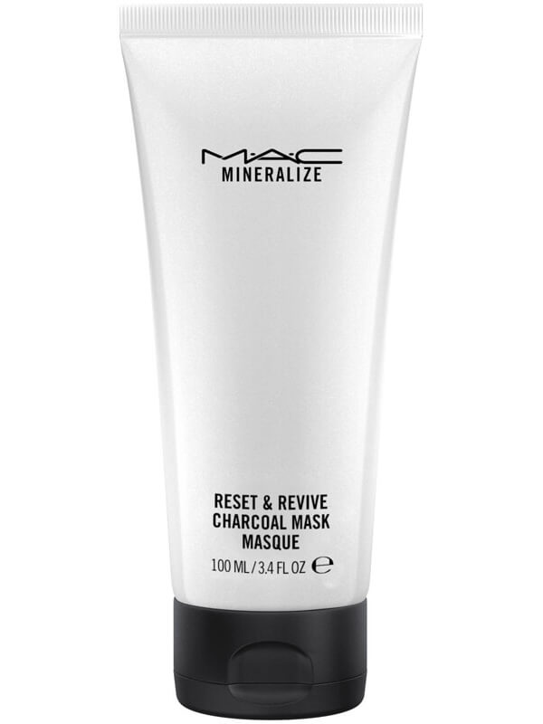 MAC Cosmetics Reset & Revive Charcoal Mask (100ml) i gruppen Hudvård / Ansiktsmask / Lermask hos Bangerhead (B040453)
