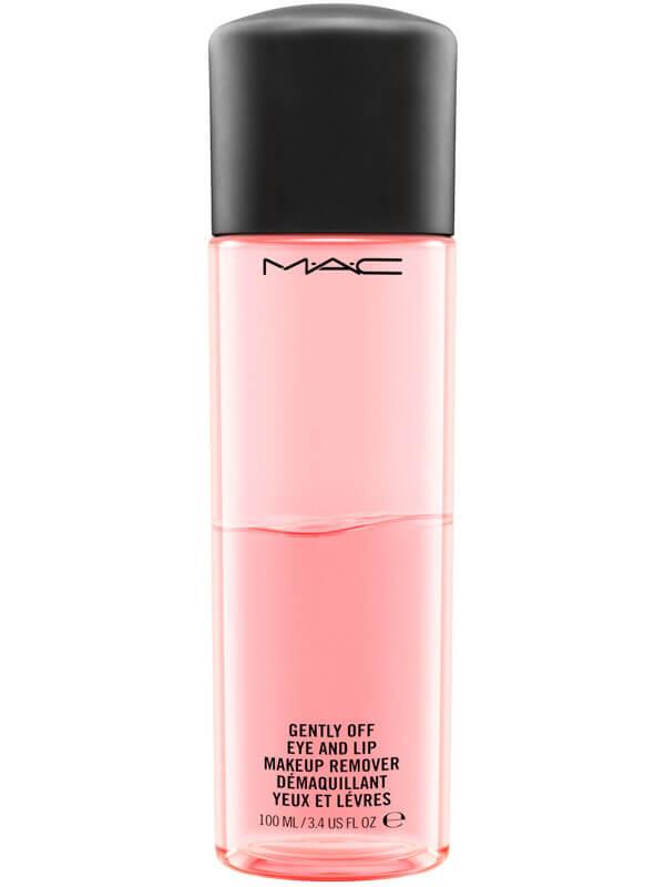 MAC Cosmetics Cleansers Gently Off Eye And Lip Makeup Remover (100ml) ryhmässä Ihonhoito / Kasvojen puhdistus / Meikinpoistoaineet at Bangerhead.fi (B041090)