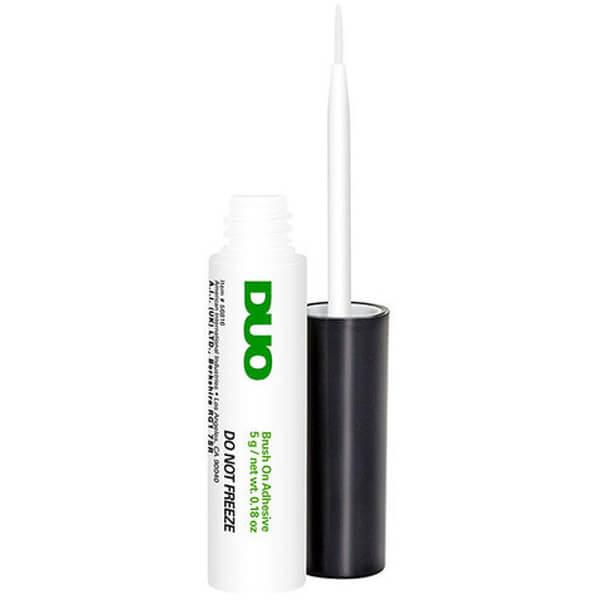 MAC Cosmetics Adhesives Duo Adhesive Latex Free White/Clear i gruppen Smink / Ögon / Lösögonfransar hos Bangerhead (B042015)