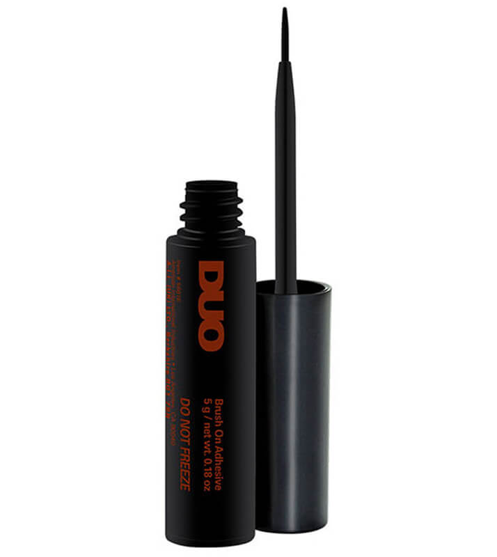 MAC Cosmetics Adhesives Duo Adhesive Latex Free Dark Tone ryhmässä Meikit / Silmät / Irtoripset at Bangerhead.fi (B042016)