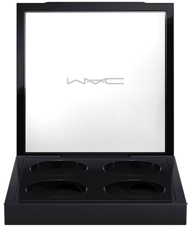 MAC Cosmetics Pro Palette Eyeshadow / Concealer X 4 (Insert + Compact) ryhmässä Meikit / Silmät / Luomiväripaletit at Bangerhead.fi (B042188)