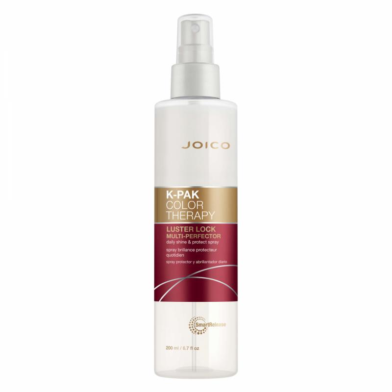 Joico K-Pak Color Therapy Luster Lock Multi Perfector Spray (200ml) ryhmässä Hiustenhoito / Shampoot & hoitoaineet / Leave-in-hoitoaineet at Bangerhead.fi (B042338)
