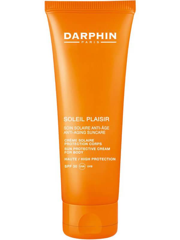 Darphin Soleil Plaisir Corps SPF 30 (125ml) ryhmässä Vartalonhoito  / Aurinkotuotteet vartalolle / Aurinkosuojat at Bangerhead.fi (B042418)