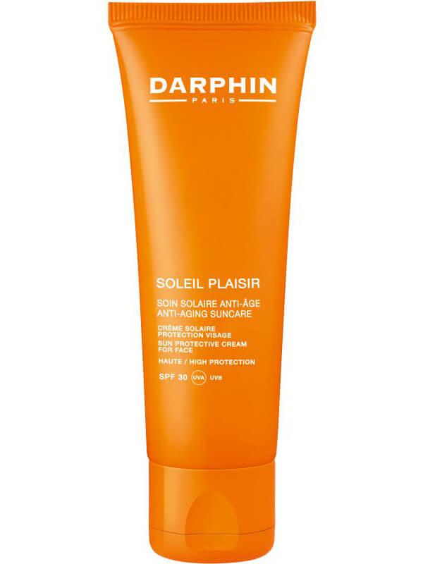 Darphin Soleil Plaisir Face SPF 30 (50ml) ryhmässä Vartalonhoito  / Aurinkotuotteet vartalolle / Aurinkosuojat at Bangerhead.fi (B042419)