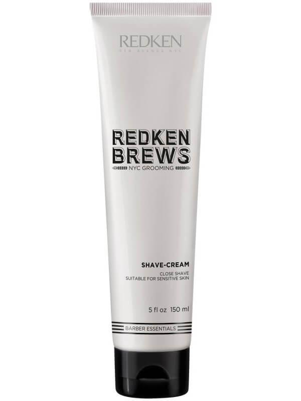 Redken Brews Shaving Cream (150ml) i gruppen Man / Rakning för män / Raklödder & gel hos Bangerhead (B042454)