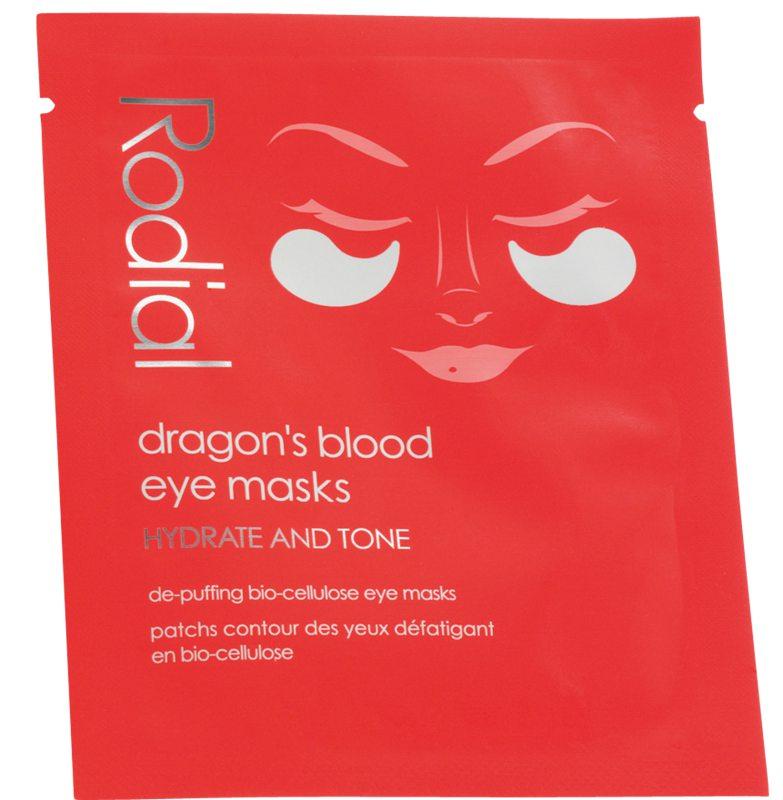Rodial Dragons Blood Eye Masks Single Sachets i gruppen Hudvård / Ögon / Ögonmask hos Bangerhead (B042470)