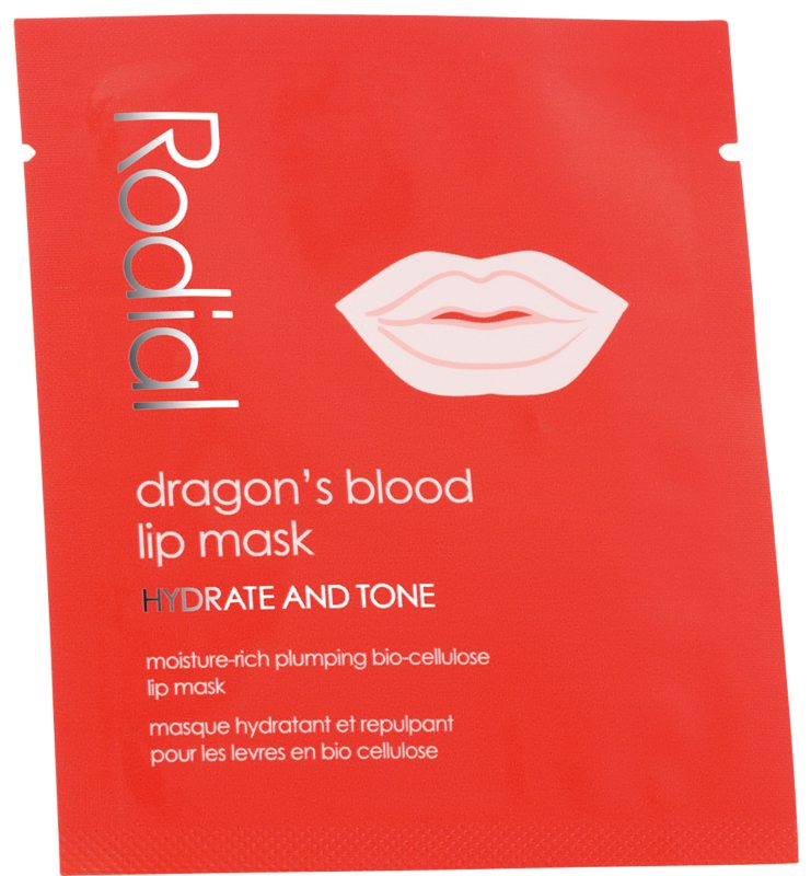 Rodial Dragons Blood Lip Masks Single Sachets i gruppen Hudvård / Läppar / Läppmask hos Bangerhead (B042471)