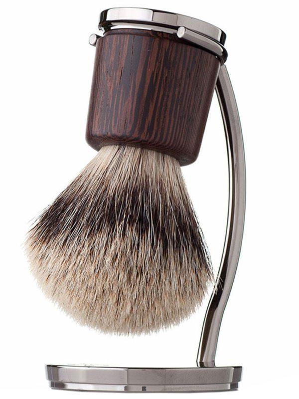 Acqua Di Parma Collezione Barbiere Shaving Brush ryhmässä Miehet / Parranajo & grooming miehille / Partahöylät miehille at Bangerhead.fi (B042526)