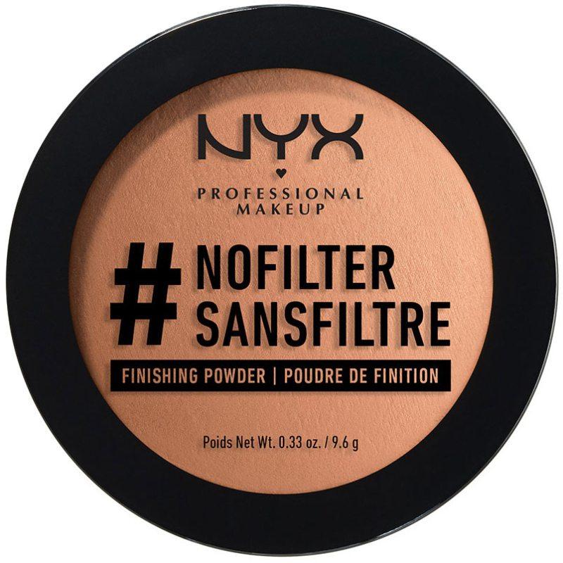 NYX Professional Makeup Nofilter Finishing Powder ryhmässä Meikit / Pohjameikki / Puuteri at Bangerhead.fi (B021538r)