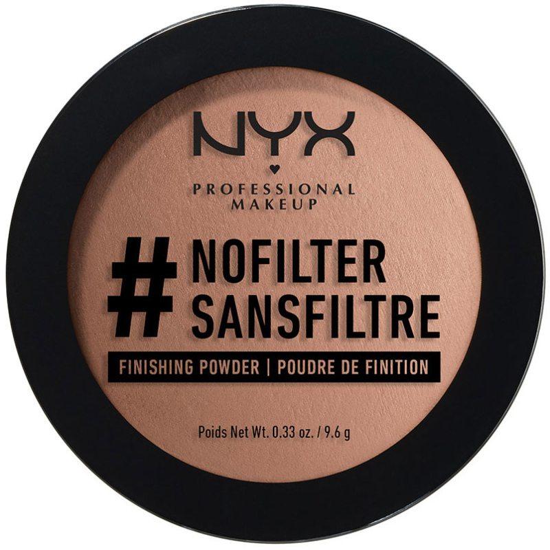 NYX Professional Makeup Nofilter Finishing Powder i gruppen Smink / Bas / Puder hos Bangerhead (B021538r)