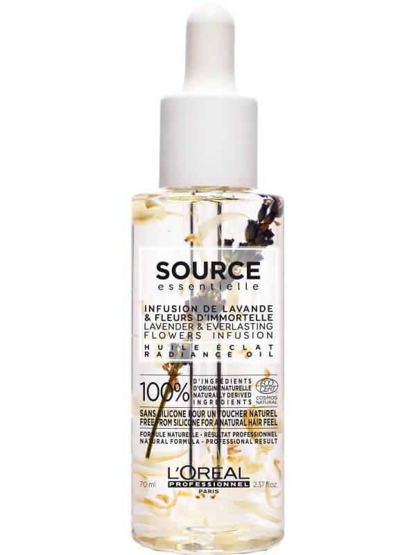 L'Oréal Professionnel Source Essentielle Radiance Oil (70ml) ryhmässä Hiustenhoito / Muotoilutuotteet / Hiusöljyt at Bangerhead.fi (B042826)