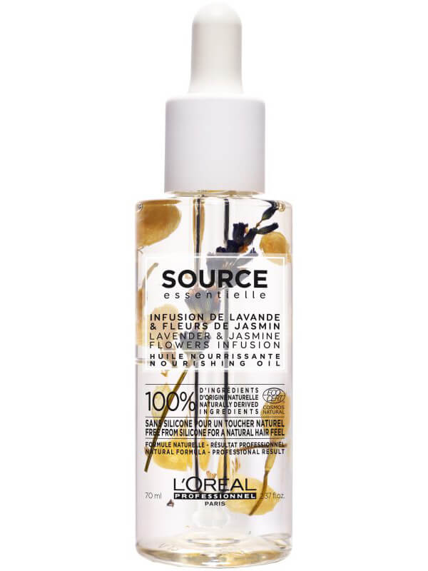 L'Oréal Professionnel Source Essentielle Nourishing Oil (70ml) ryhmässä Hiustenhoito / Muotoilutuotteet / Hiusöljyt at Bangerhead.fi (B042828)
