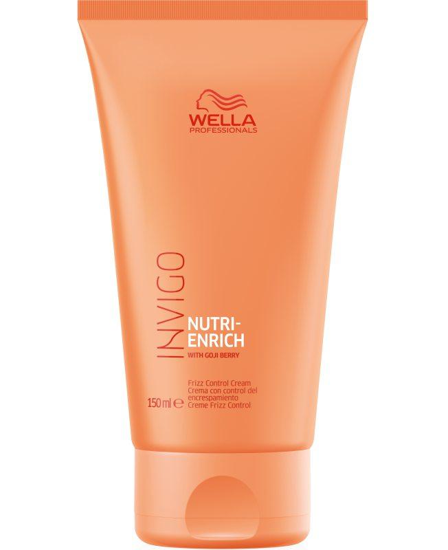 Wella Invigo Enrich Straight Leave In Cream (150ml) ryhmässä Hiustenhoito / Shampoot & hoitoaineet / Leave-in-hoitoaineet at Bangerhead.fi (B042857)