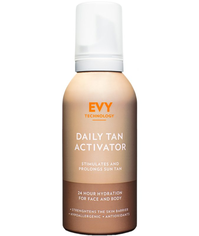 EVY Daily Tan Activator (150ml) i gruppen Kroppspleie & spa / Sol & tan for kropp / After sun for kropp hos Bangerhead.no (B042929)