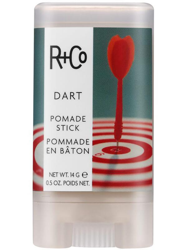 R+Co Dart Pomade Stick (14g) i gruppen Hårpleie / Styling / Hårvoks & stylingpaste hos Bangerhead.no (B042934)